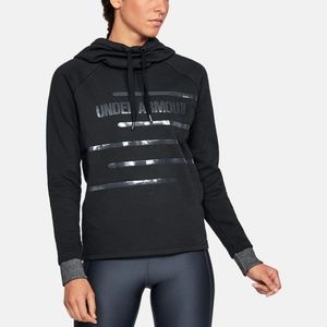 Under Armour Threadborne Fashion Fleece Hoodie